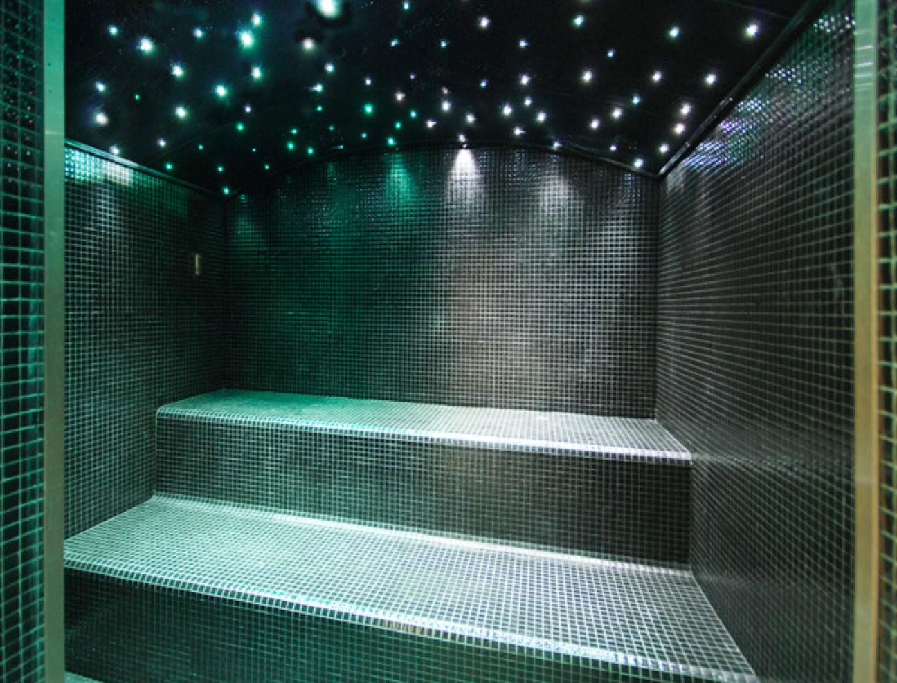Luci led per bagno turco dream sauna by carmenta piscina bagno